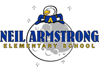 Neil Armstrong Elementary School  Logo
